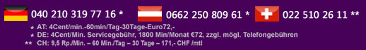 Privater Live Telefonsex hier