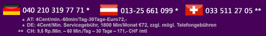 Telefonsex Girls Nummern
