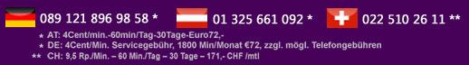 Billige Telefonsexnummern
